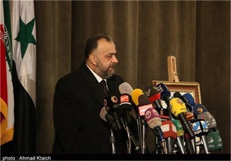 وزیر اوقاف سوریه
