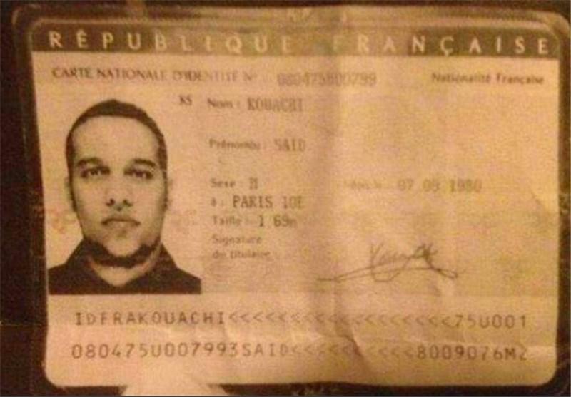 المشتبه به بمهاجمة شارلی إیبدو سعید کواشی تدرب بمعسکر للقاعدة بالیمن