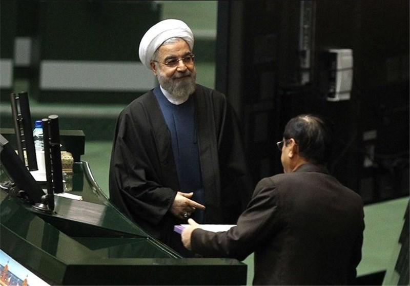 حسن روحانی مجلس
