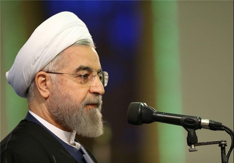 Iran Seeks Good Ties with All Neighbors: President Rouhani