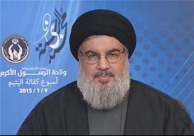 نصرالله: تروریسم به کشورهای حامی خود بازگشت/جنبش مسالمت آمیز مردم بحرین هرگز متوقف نمیشود