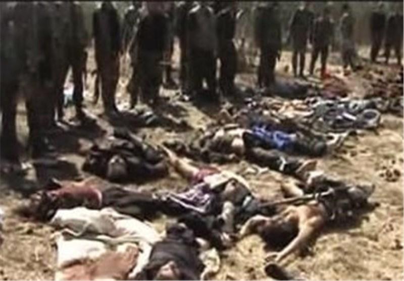 هلاک 30 داعشی بنیران الجیش السوری فی دیر الزور