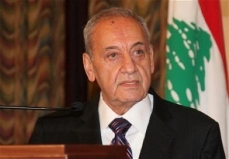 نبیه بری: لا یمکن أن یکون بین لبنان وسوریا تأشیرة دخول