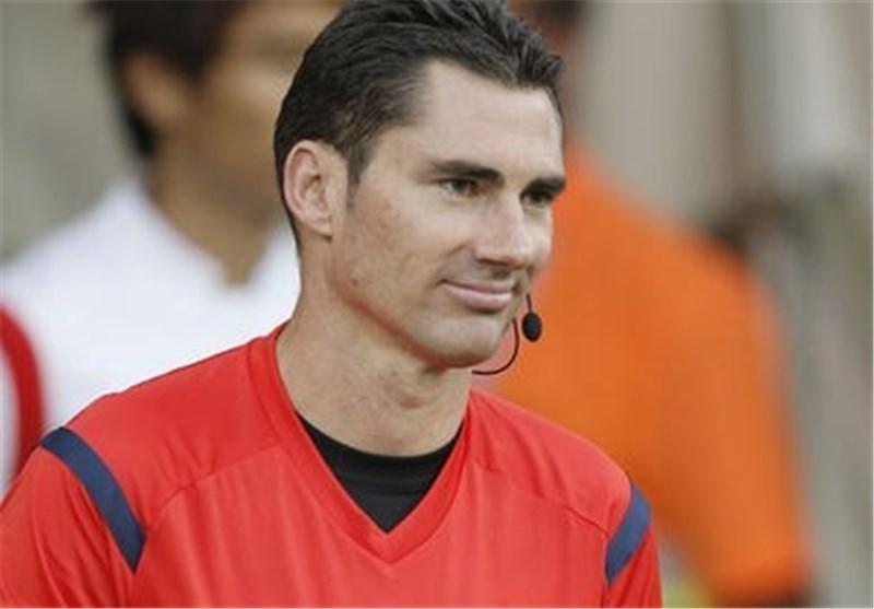 Ben Williams to Referee Iran, Iraq Match in Quarters