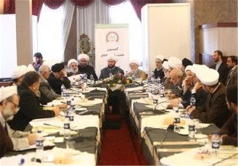 لجنة الاتحاد العالمی لعلماء المقاومة تعقد اجتماعا لدراسة تدوین میثاقها