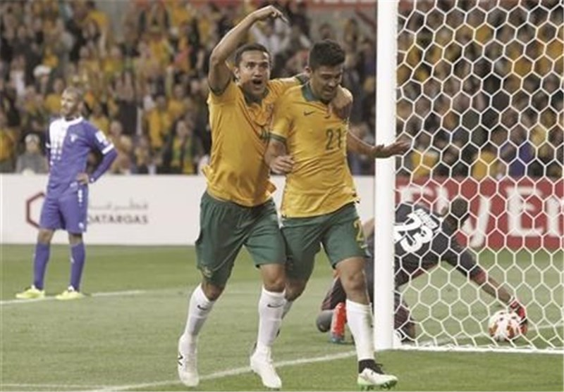 أسترالیا تقسو على الکویت برباعیة فی افتتاح کأس أمم آسیا