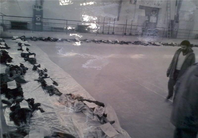 اجاساد دانش آموزان بروجردی,حمله عراق به بروجرد,حمله موشکی به بروجرد,بمباران بروجرد