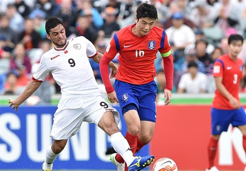 S. Korea Edges Oman in Asian Cup
