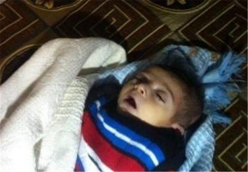 البرد القارس یحصد رضیعاً ثانیاً فی غزة لا یتجاوز 30 یوماً !!