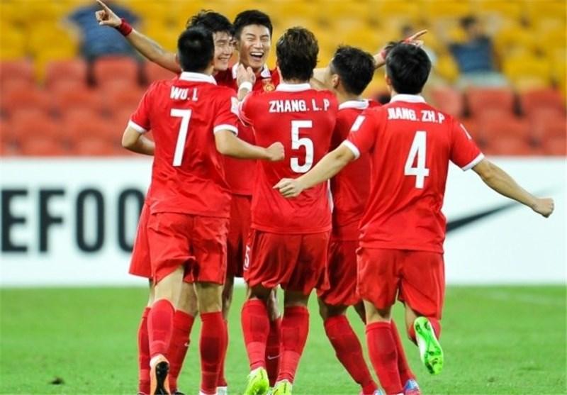 China Upsets Saudi Arabia in Asian Cup