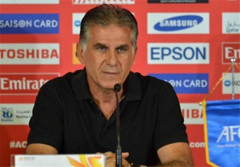Carlos Queiroz Expects Difficult Match against Qatar