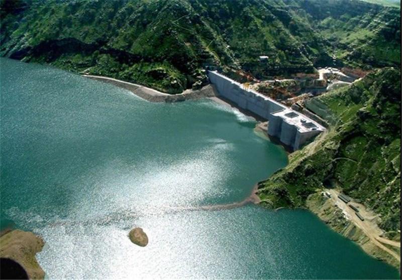 ذخیره آب سد کوثر کهگیلویه و بویراحمد جوابگوی آب شرب 2.5 میلیون نفر تا 3 سال است