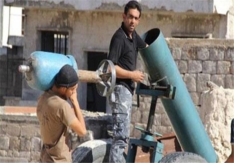 المجموعات الإرهابیة فی سوریا تستهدف أحیاء حلب بإسطوانات الغاز المتفجرة