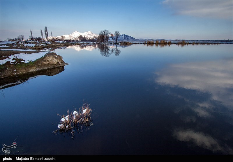 Wetlands around Lake Urmia - IN PHOTOS
