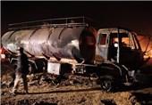 کراچی: 2 ٹریفک حادثات میں 22 افراد زخمی