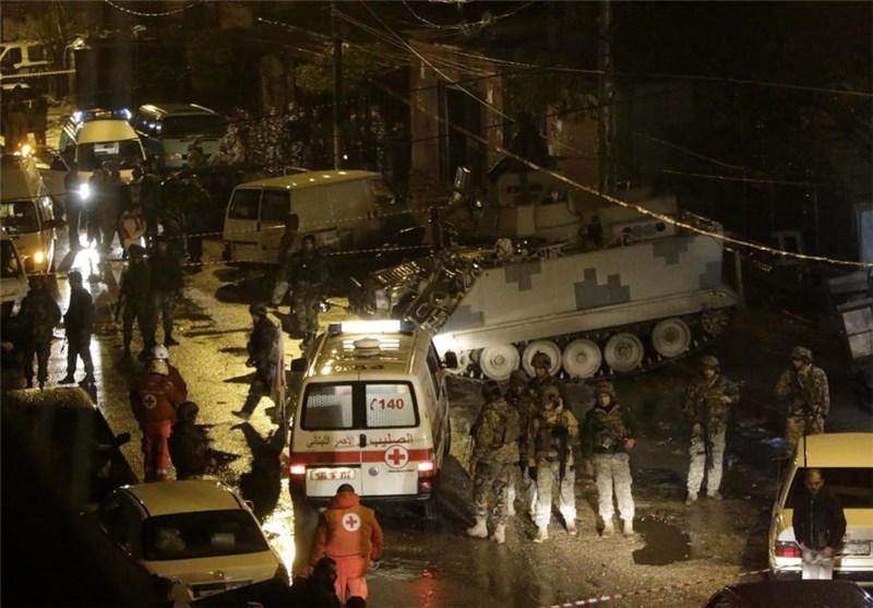 """الارهاب یضرب مجدداً لبنان و""""النصرة"""" تتبنى التفجیر المزدوج"""