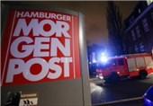 آتشسوزی در روزنامه منتشر کننده کاریکاتورهای چارلیابدو در آلمان