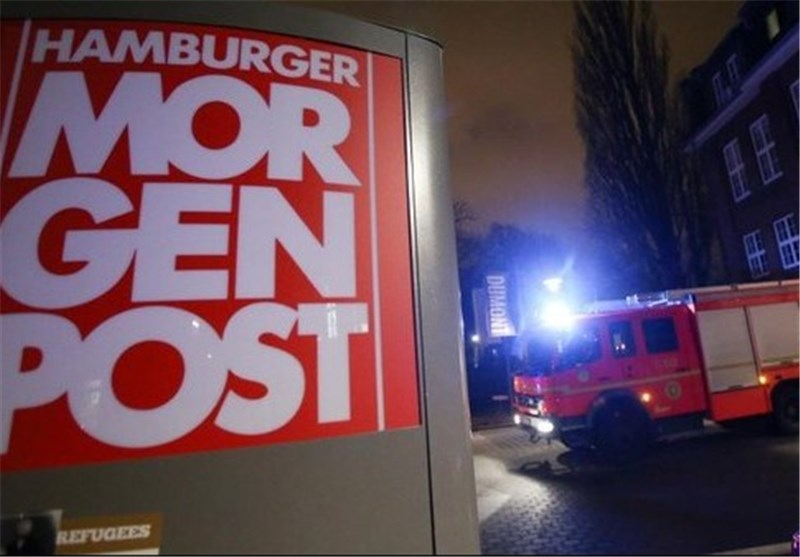 Arson Attack at German Paper over Cartoons