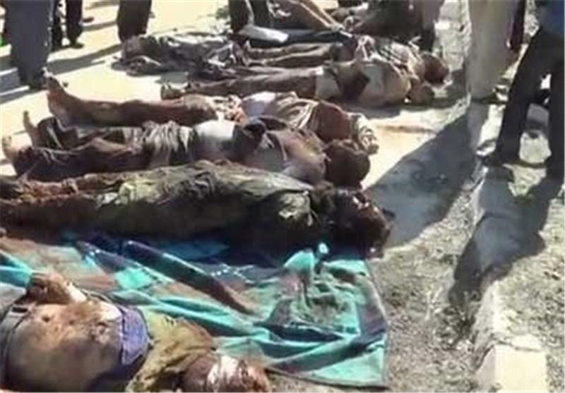 """معارک """"نبل والزهراء"""" شمال سوریا تحصد مزیدا من قادة النصرة التکفیریة+صور"""