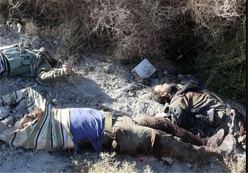 مقتل اکثر من 50 داعشیا بینهم قادة فی مناطق مختلفة بمحافظة الانبار العراقیة