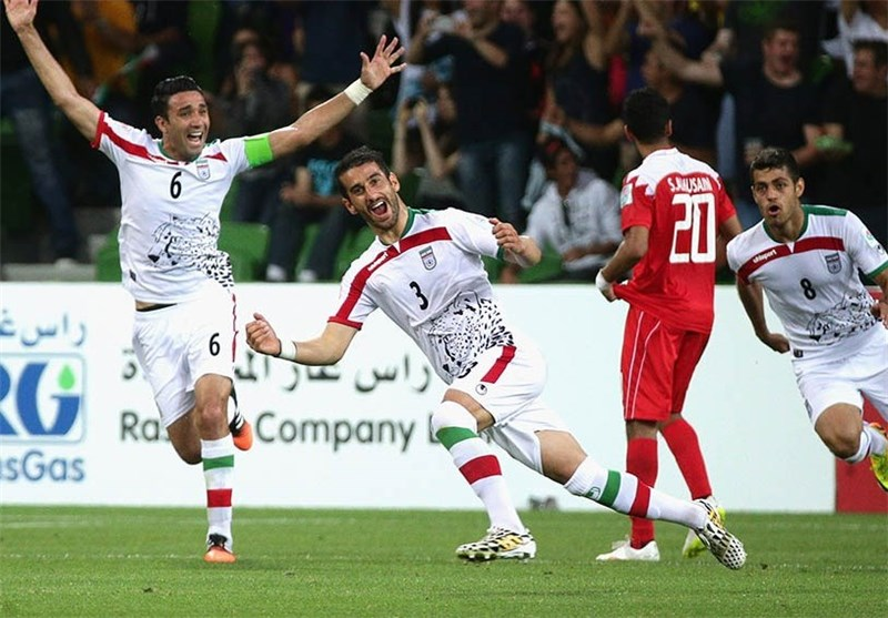 Victorious Iran Thrilled by Travelling Support