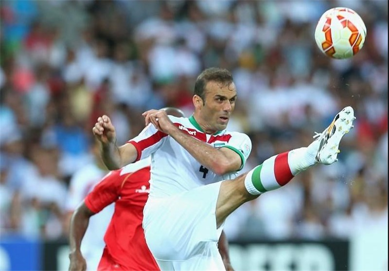 Iran Captain Hosseini Misses Turkmenistan Match in World Cup Qualifier