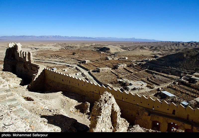 Furg Citadel: One of The Most Important Historical Fortresses in Iran - Tourism news