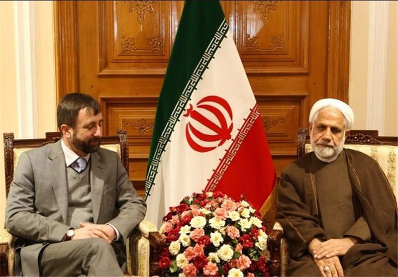 Iranian MP, Czech Envoy Confer on Parliamentary Ties