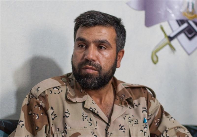 قائد ما تسمى جبهة ثوار سوریا یخالف أوامر أمریکیة بعدم الاشتباک مع داعش