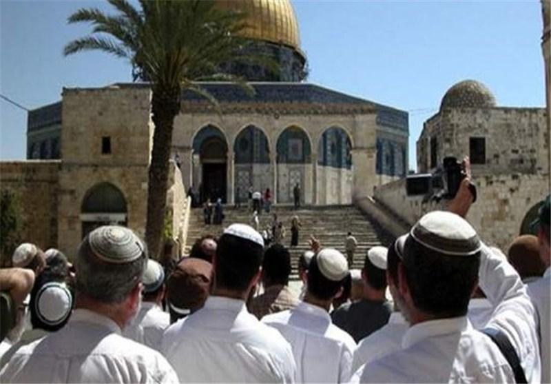 اقتحام المسجد الاقصى