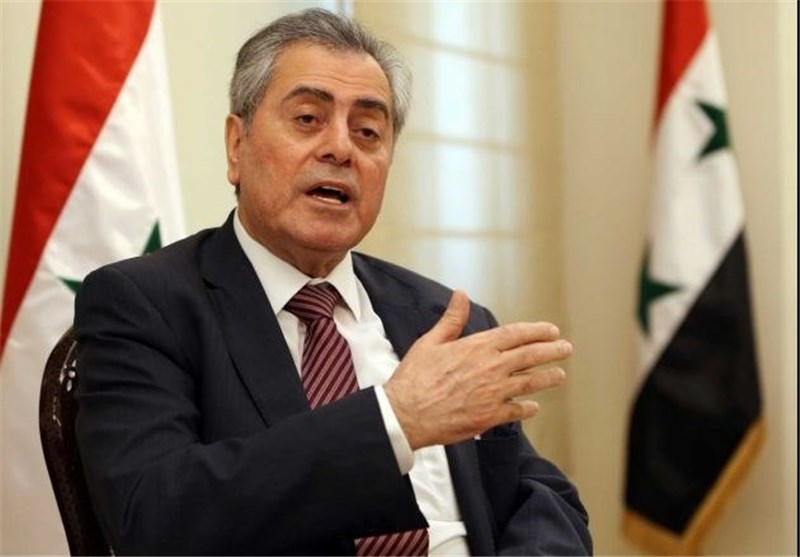 السفير السوري لبنان