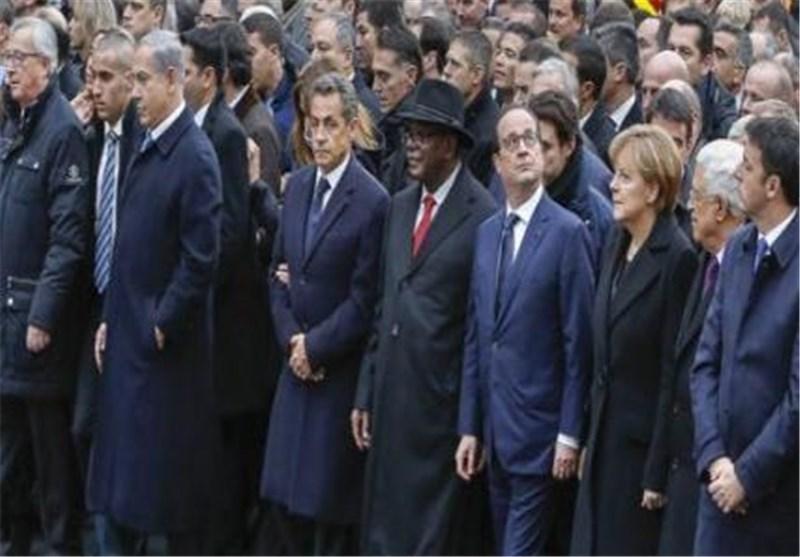 نتانیاهو شخصیة غیر مرغوب به فی فرنسا