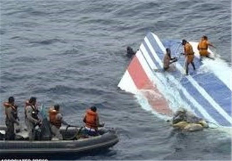 العثور على الصندوق الاسود المتعلق برحلة طائرة طیران آسیا