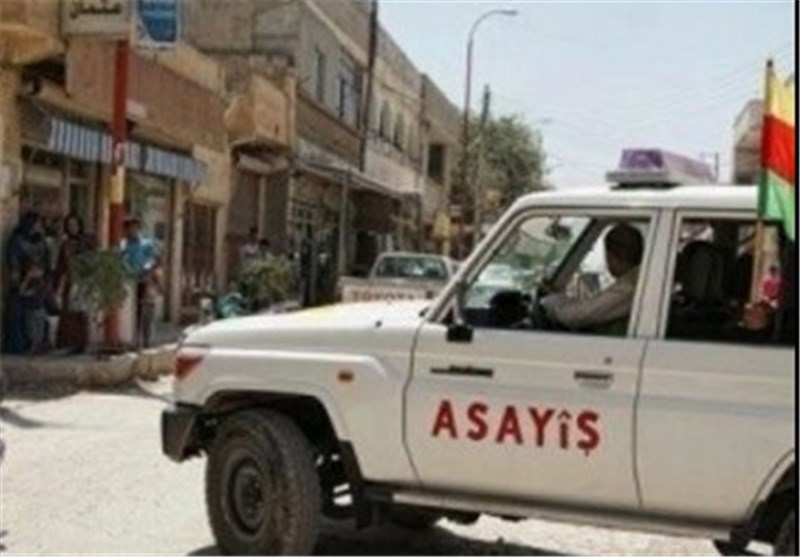 المقاتلون الأکراد یحبطون تفجیر انتحاری فی الحسکة شرق سوریا