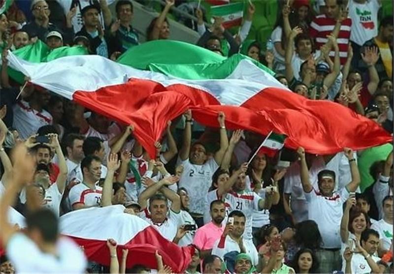 تشکر فدراسیون فوتبال از هواداران