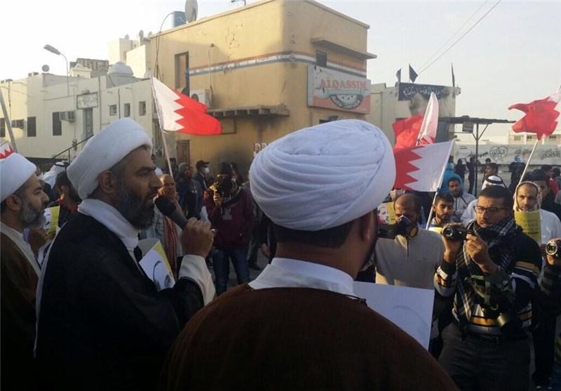 الغضب الجماهیری ضد جریمة اعتقال الشیخ علی سلمان متواصل رغم القمع الخلیفی الجائر +صور