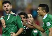 جام ملت های آسیا 2015-عراق 1 - 0 اردن