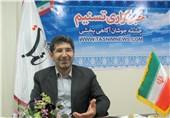 منصور انصاری مدیرکل تعزیرات حکومتی خراسان جنوبی