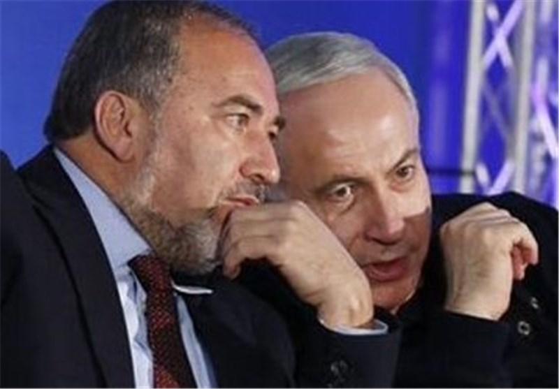 نتانیاهو و لیبرمن