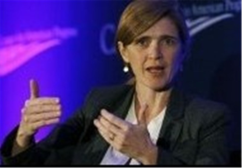 سمانثا باور: ای حظر جدید على ایران سیؤدی الى عزلة واشنطن بدلا من طهران