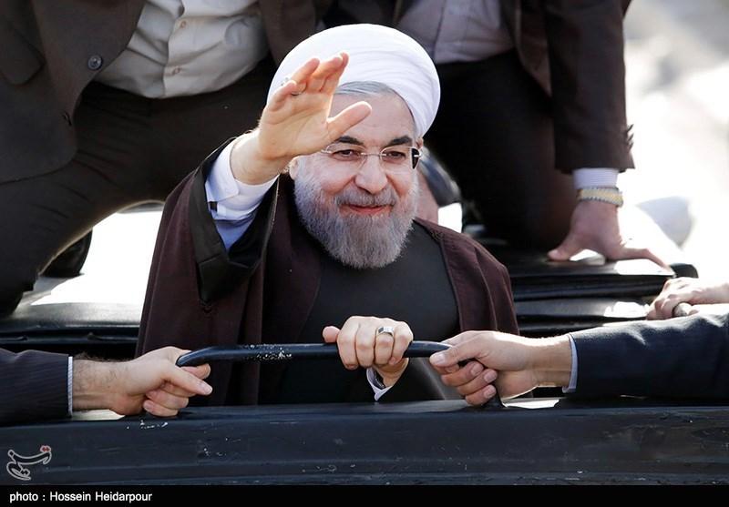 بندرعباس|رئیس جمهور وارد استان هرمزگان شد