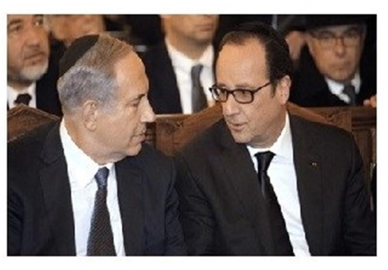 رئیس بلدیة أنقرة : «إسرائیل» تقف وراء احداث فرنسا