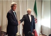 Iran's Zarif, US's Kerry Meet in Geneva