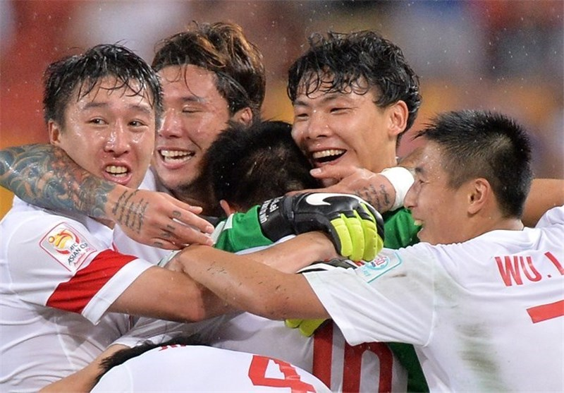 China Advances to Asian Cup Last Eight