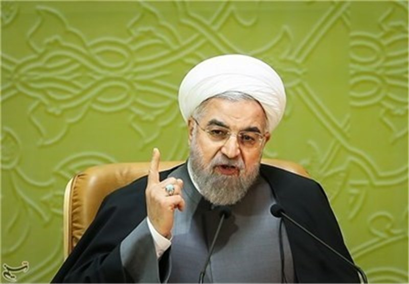 Insulting Sanctities to Fan Flame of Extremism: Iran's President