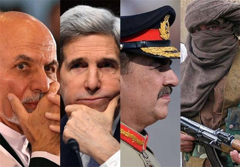 """""""طالبان"""" تضع 5 شروط للالتحاق بـ """"مشروع السلام"""" فی افغانستان"""