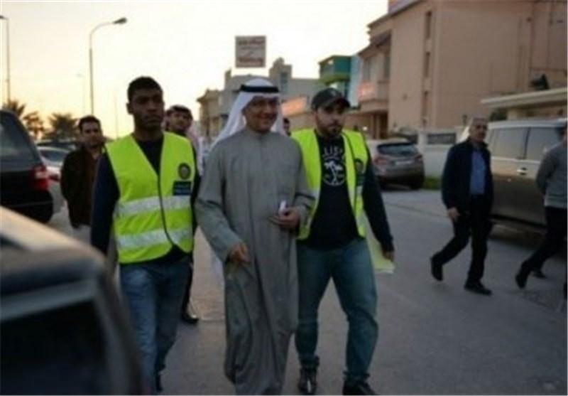 رئیس شورى الوفاق قبل لحظات من اعتقاله: أنا صاحب حق... وسأواجه الحکم الکیدی بالحبس بکل شجاعة