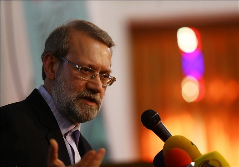 West Opposing, Derailing Muslim Aspirations, Iran's Larijani Says