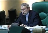 توضیحات لاریجانی درباره اتفاقات پاسداران در جلسه غیر علنی