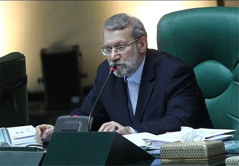 """لاریجانی: مجلس در جلسهای ویژه """"گرانی"""" کالاها را بررسی میکند"""